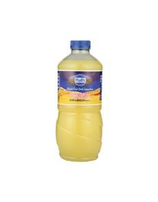 groceries: HALLS FRUIT DRINK 1.25LT, GRANADILLA!