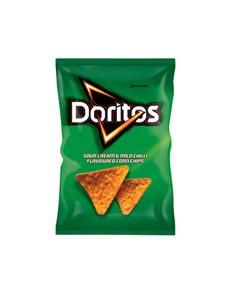 groceries: Doritos 150G,Sour Cream&MChilli!