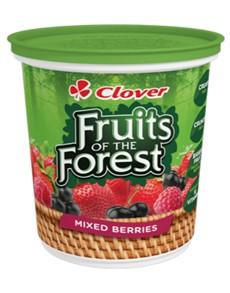 groceries: CLOVER FFOREST FRT 1KG, MBERY!