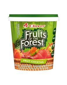 groceries: CLOVER FFOREST FRUIT 1KG,FRT COCKTAIL!