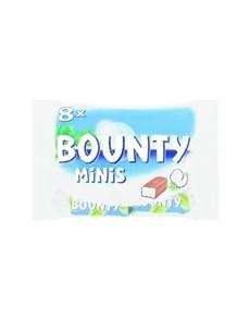 groceries: BOUNTY MINI CHOCOLATE BARS 250G!
