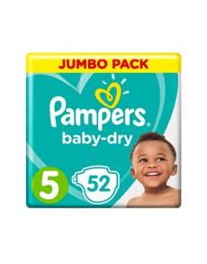 groceries: PAMPERS ACTIVE JUMBO PACK JUNIOR 52S!