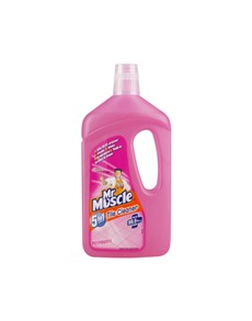 groceries: MR MUSCLE TILE CLEANER 750ML, POTPOURRI!