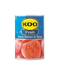 groceries: KOO GAUVA HALVES 410G!