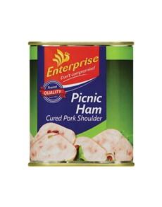 groceries: ENTERPRISE PICNIC HAM 300G!