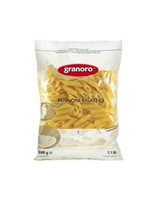 groceries: GRANORO PASTA 500G, PENNONI RIGATI!