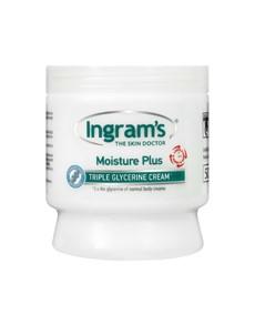 groceries: INGRAMS CAMPHOR CREAM 500ML,MOISTPLUS!