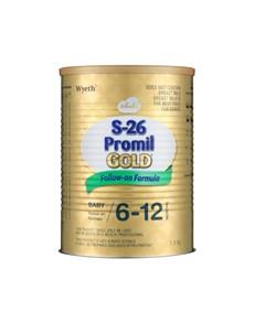 groceries: S26 INFANT FORMULA CAN 1.8KG,PRMIL GLD 2!