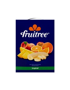 groceries: FRUITREE NECTAR 5LT, TROPICAL!