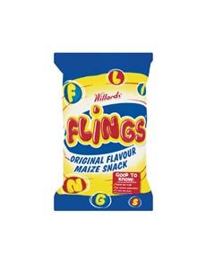groceries: Willards Flings 150G!