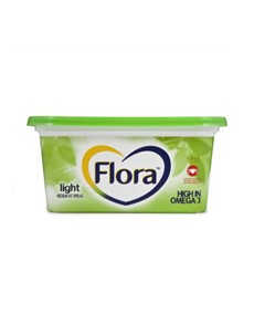 groceries: Flora Light Margarine Tub 1Kg!