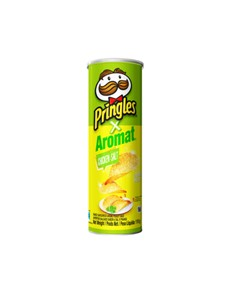 groceries: Pringles 110G, Chicken Salt!