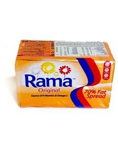 groceries: Rama Original 70 Percent Fat Spread Brick 500G!