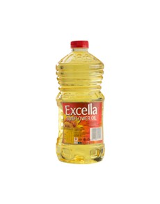 groceries: Excella Sunflower Oil 2Lt!