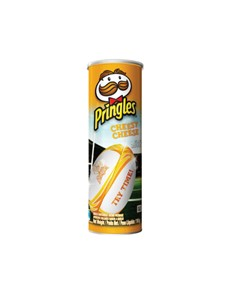groceries:  Pringles 110G,Cheesy Cheese!