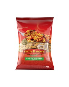 groceries: Fattis & Monis Pasta Screws 1Kg!