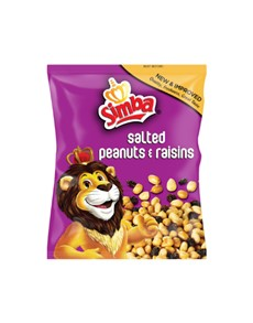groceries: Simba Peanuts & Raisins 450G!