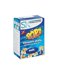 groceries: Ster Kinekor Micro PCorn 3Pk, Salt!