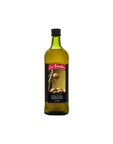 groceries: La Familia Extra Virgin Olive Oil 1Lt!