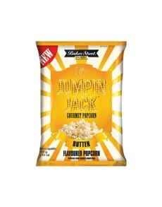 groceries: Willards Jumpin Jack PCorn 100G, Butter!
