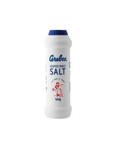 groceries: Cerebos Table Salt Flask 500G!