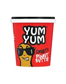 groceries: Yum Yum Peanut Butter Bucket 1Kg Smooth!