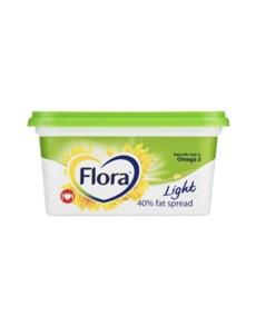 groceries: Flora Med Fat Spread Tub 1Kg, Regular!
