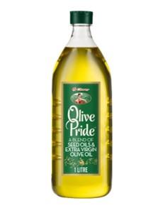 groceries: Olive Pride Blend Of Seed Olive Oil 1Lt!