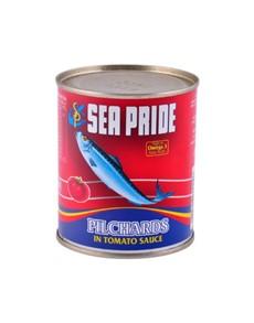 groceries: Sea Pride Pilchards In Tomato 400G!