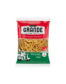 groceries: Sasko Pasta Grande Macaroni 500G!
