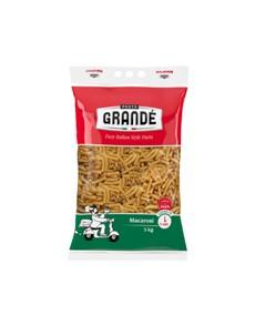 groceries: Pasta Grande Macaroni 3Kg!