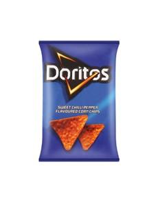 groceries: Doritos Corn Chips 150G, Swt Chilli!