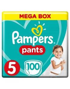 groceries: Pampers Pants Mega Box, Junior 100!