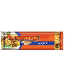groceries: Fattis & Monis Spaghetti 500G!