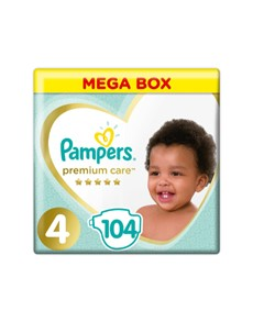 groceries: Pampers Premium Mega Pack, Maxi 104s!