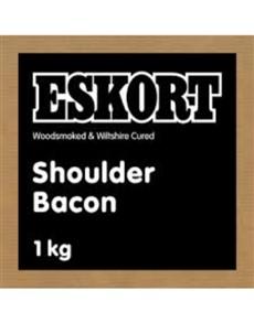 groceries: Eskort Shoulder Bacon 1Kg!