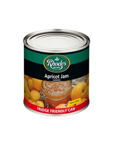 groceries: Rhodes Smooth Apricot Jam 900G!