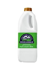 groceries: Douglasdale Dairy Full Cream Milk 2L!