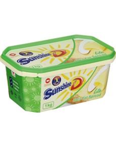 groceries: Sunshine D 40 Percent Fat Spread Tub 1Kg!