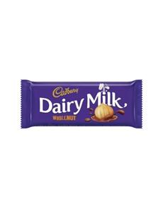 groceries: Cadbury Choc Slabs 150G, Whole Nut!