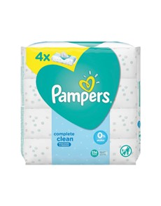 groceries: Pampers Baby Wipes Refill Fresh 3+1!