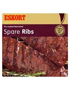groceries: Eskort Marinated Spare Ribs 1Kg!