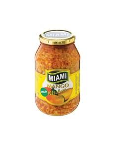 groceries: Miami Mango Achaar 780G Mild!