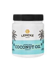 groceries: Lemcke Organic Virgin Coconut Oil 1Lt!