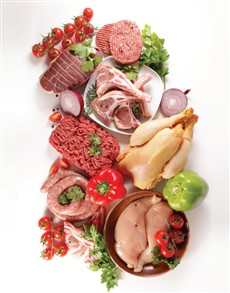 groceries: 10kg Family Meat Combo!