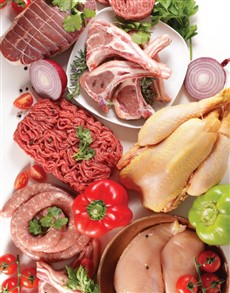 groceries: 5kg Family Meat Combo!