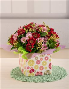 flowers: Mixed Sprays in a Box!