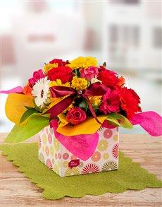 flowers: Edith Venter Bountiful Flower Box!