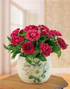 flowers: Abracadabra Rose Arrangement !