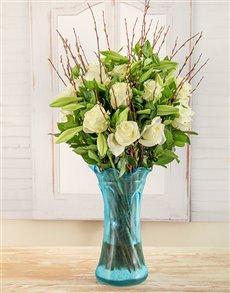 flowers: Amor Vittone Heaven Sent Vase!